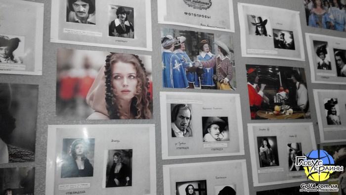 одесская киностудия экскурсия