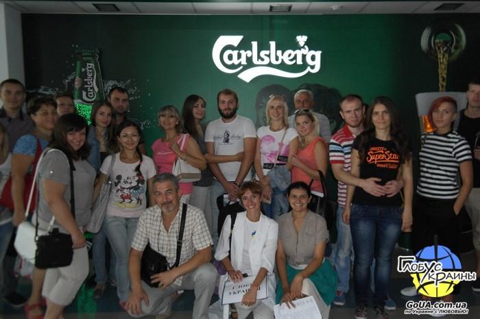 пивзавод Carsberg запорожье