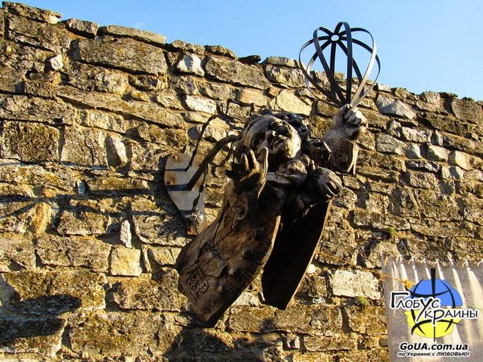 каменец подольский памятник воздухоплавание воздушные шары фестиваль крепость