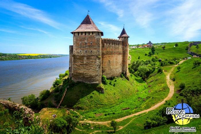 Хотин, Крепость