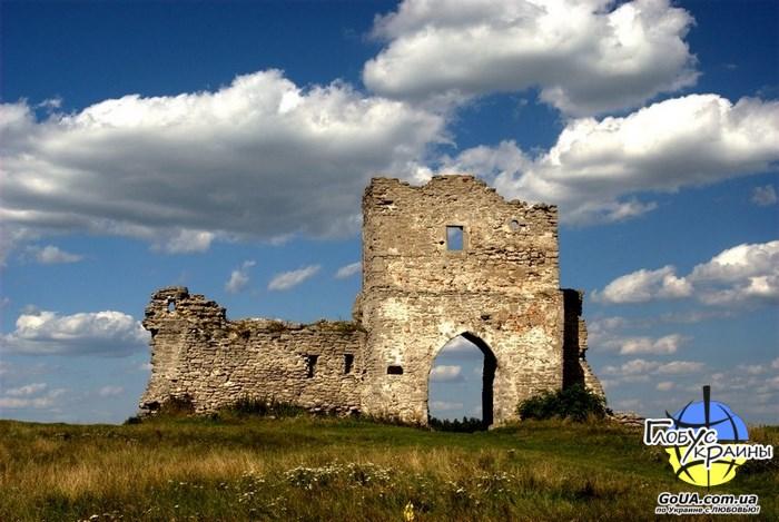 гора бона крепость