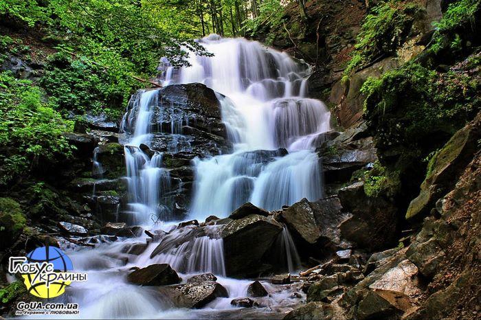 водопад шипот западная украина экскурсия из запорожья глобус