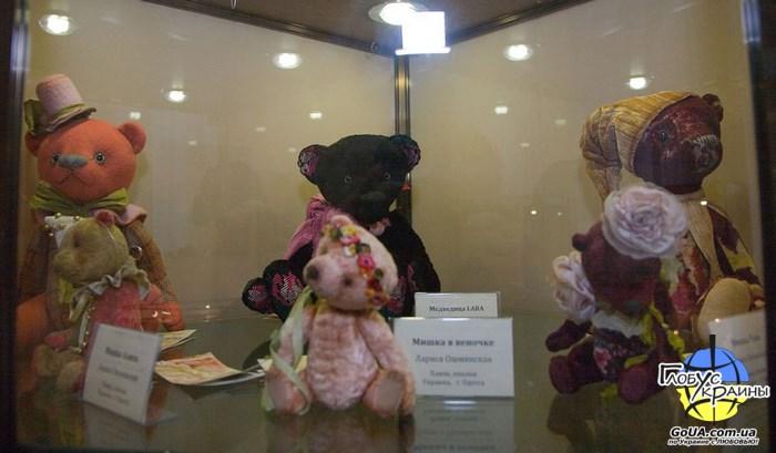 выставка кукол вдохновение мишки тедди
