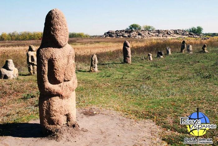 Каменная могила запорожье