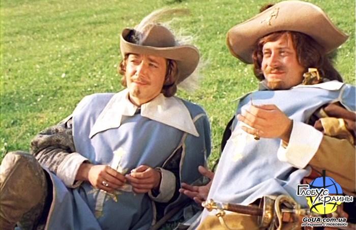 одесская киностудия экскурсия три мушкетера