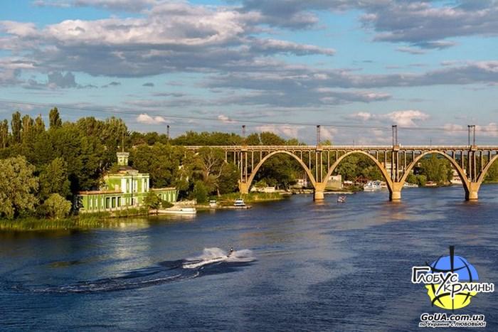Днепр мосты