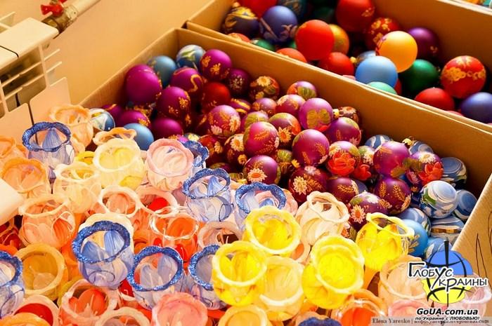 фабрика елочных игрушек киев