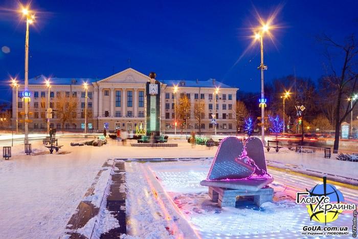 Запорожье бульвар шевченко экскурсия