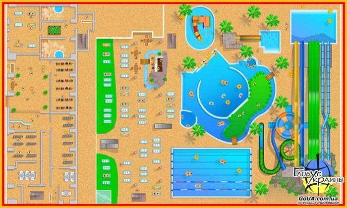аквапарк джунгли харьков
