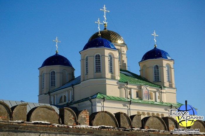 Межирич монастырь