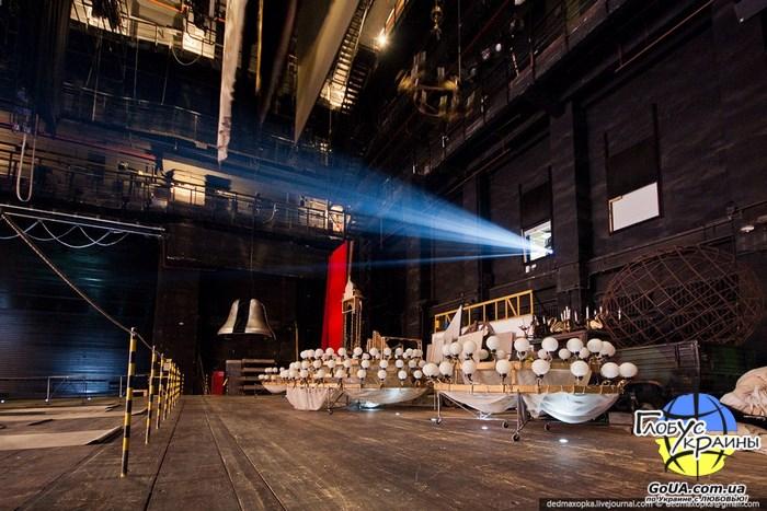 оперный театр днепр экскурсия