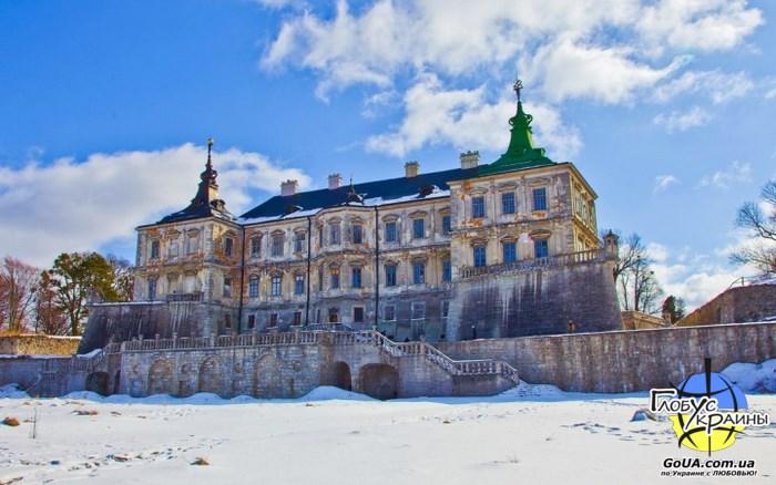 львов подгорецкий замок