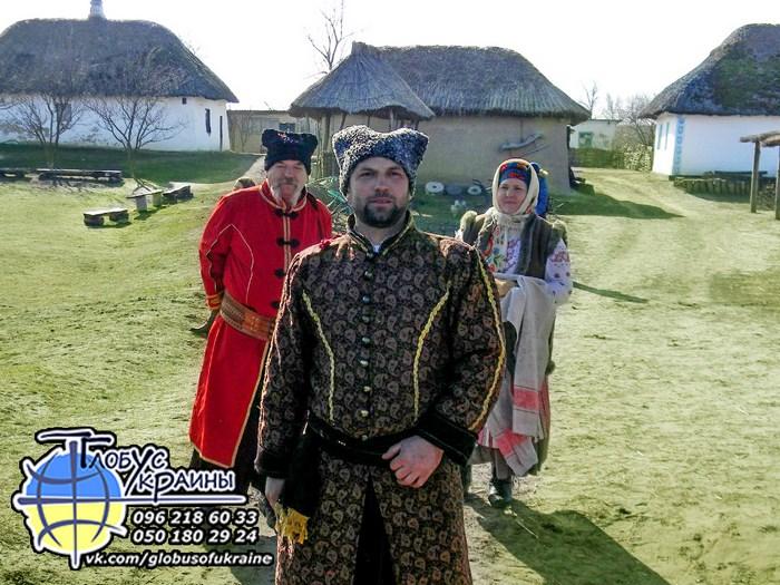 казацкий хутор петриковка
