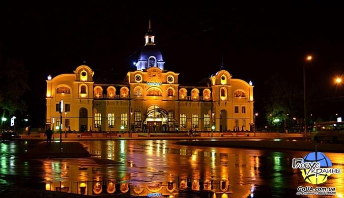 луцк вокзал