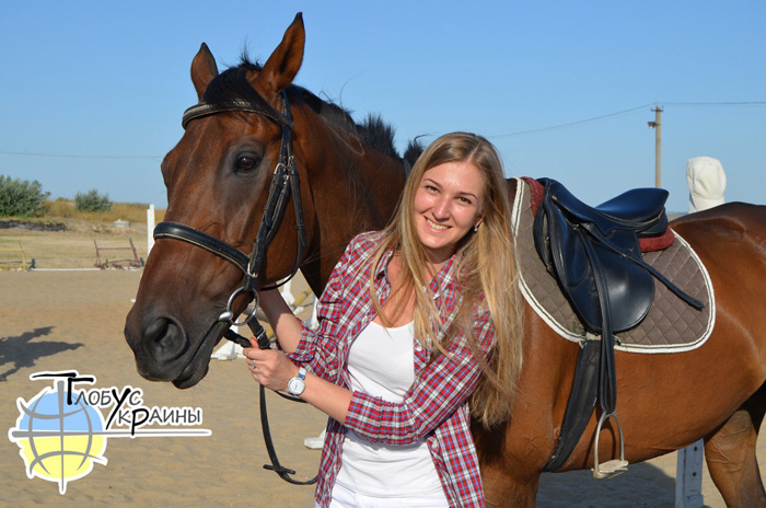 катание на лошадях запорожье