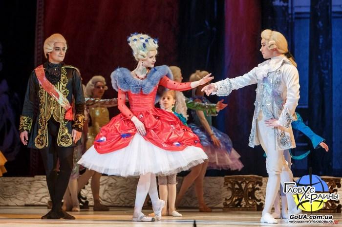 балет ночь перед рождеством